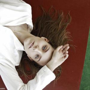 Nastya Tolboeva by Elizabeth Carrol