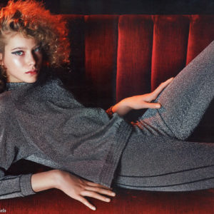 Anastasia Luz for Elle Girl, December 2017