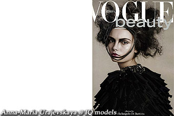 Anna-Maria Urajevskaya for Vogue Italy