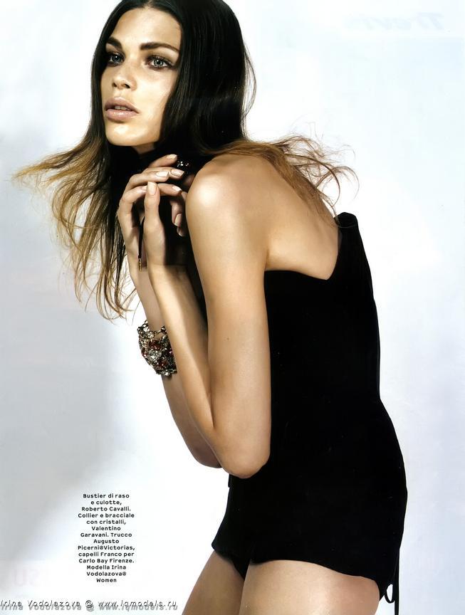 Irina Vodolazova - IQ Models Agency