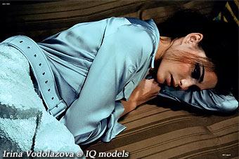 Irina Vodolazova for Squint