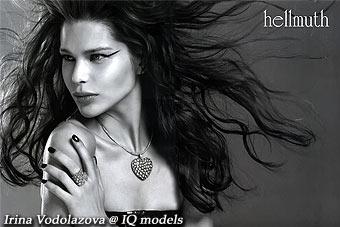 Irina Vodolazova for About J Vogue