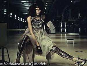 Irina Vodolazova for Gala
