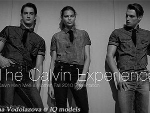 Irina Vodolazova for The Calvin Experience