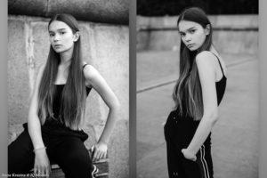 Anna Krasina by Katya Gorina