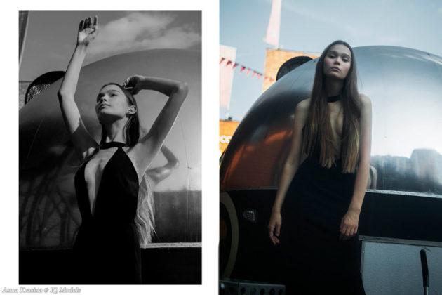 Anna Krasina by Olya Petrova