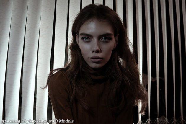 Anastasia Zbykovskaya by by Nikita Manin