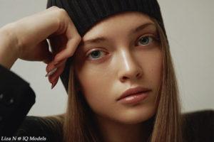 Liza Nedobey by Sasha Moiseenkova