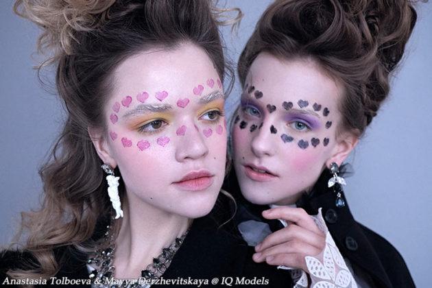 Anastasia Tolboeva and Maya Derzhevitskaya Tests