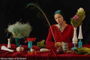 Eleanor Rigby by Anna Archen