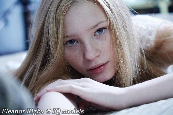 Eleanor Rigby by Dmitry Kamanin