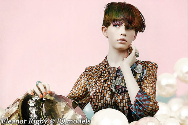 Eleanor Rigby for Snip Style Magazine