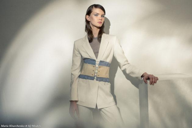 Maria Kharchenko by Andrey Yaroshevich