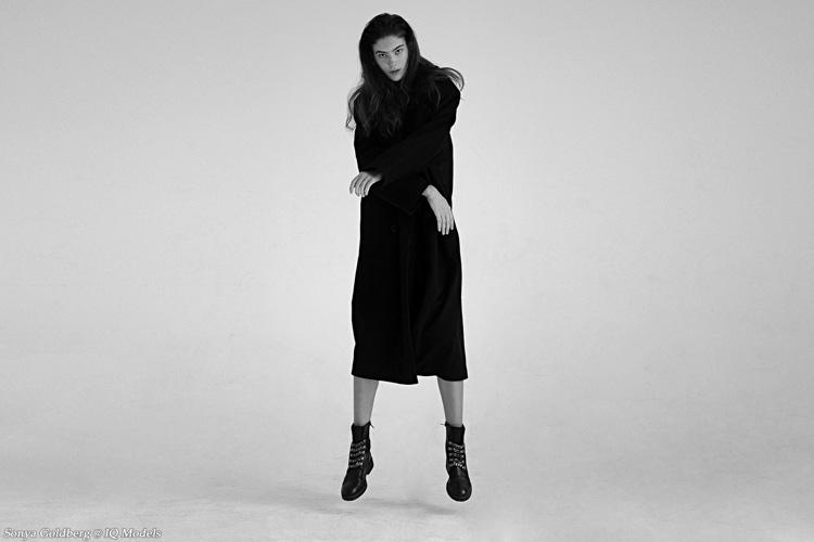 Sonya Goldberg by Alexey Yanbaev