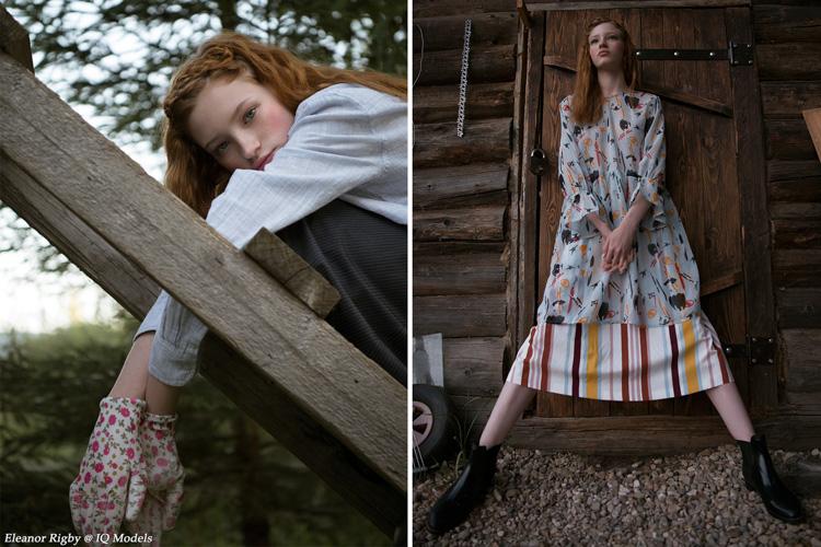Eleanor Rigby by Katya Samofeeva