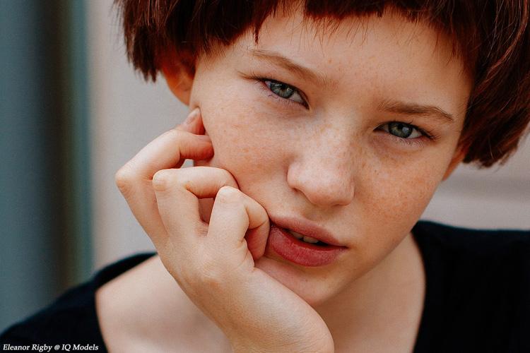 Eleanor Rigby by Ksenia Segina