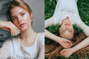 Our New Face Kristina Kamenkova by Olya Murzakova!