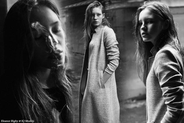 Eleanor Rigby by Olya Emelyanova