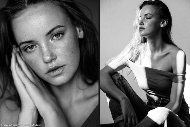 Maria Mikhaylova by Katya Melikhova