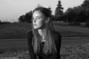 Maria Mikhaylova by Pavel Golik
