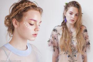 Kristina Kamenkova by Anna DeLuna