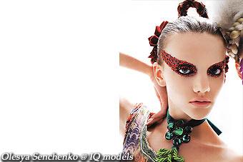 Olesya Senchenko for New You