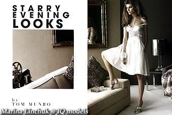 Marina Linchuk for Vogue Italia