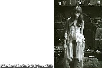 Marina Linchuk for Numero Japan