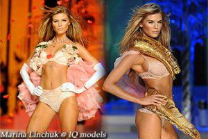 Marina Linchuk for Victoria's Secret Fashion Show