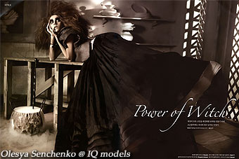 Olesya Senchenko for Style