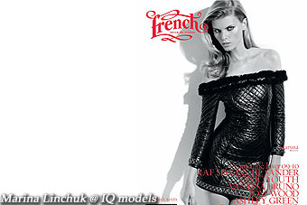 Marina Linchuk cover for French