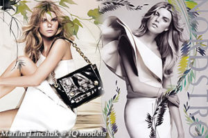 Marina Linchuk catalogue for Nordstrom