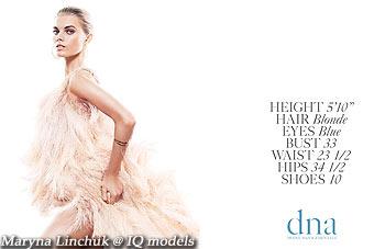 Marina Linchuk Show card @DNA