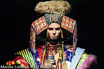 Marina Linchuk for Vogue Russia, May 2011