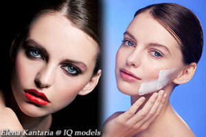 Elena Kantaria Beauty Test
