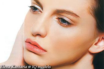 Elena Kantaria for U plus beauty magazine, China