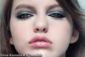 Elena Kantaria for Cleo Beauty, Dec 2011