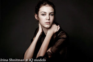 Irina Shnitman tests by Dima Chyorny
