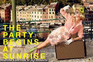 Marina Linchuk for Vogue Japan