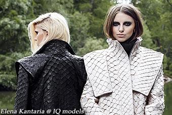 Elena Kantaria for Relapse magazine NYC