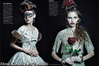 Elena Kantaria for Inside Weddings