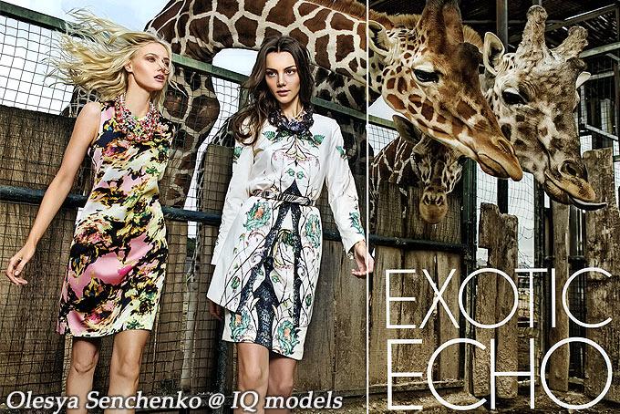 Olesya Senchenko for Axe Life