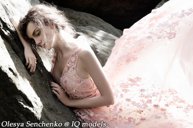 Olesya Senchenko for Lucy's Magazine, USA