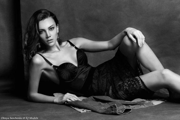 Olesya Senchenko by Andrey Yakovlev