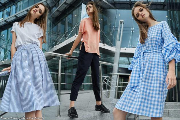 Mayya Derzhevitskaya for Trends Brands lookbook
