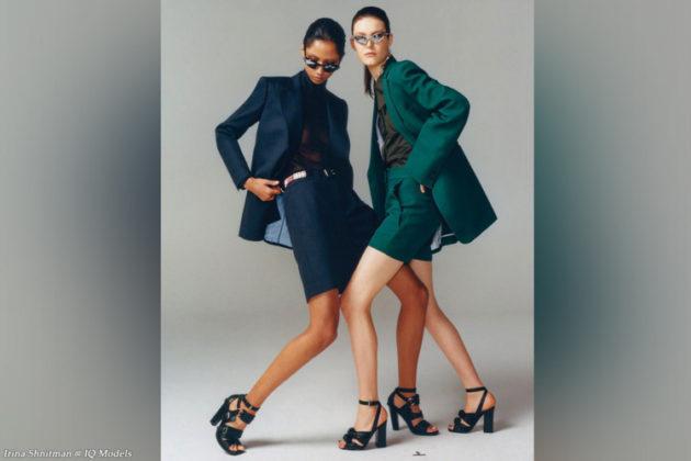 Irina Shnitman for British Vogue