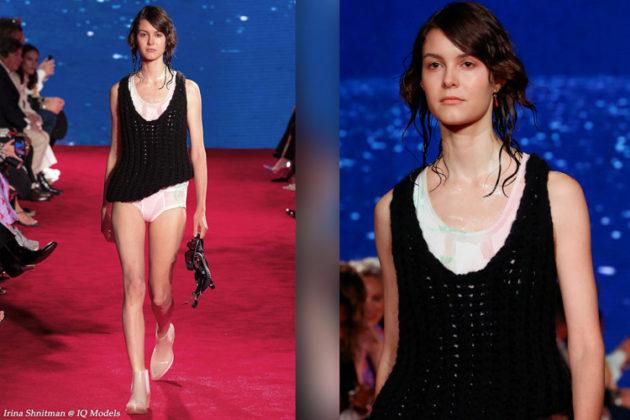 Irina Shnitman for Calvin Klein S/S 2019 New York
