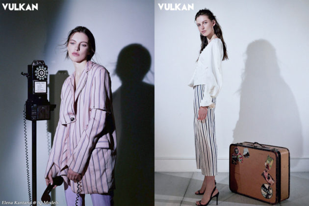 Elena Kantaria for Vulkan Magazine