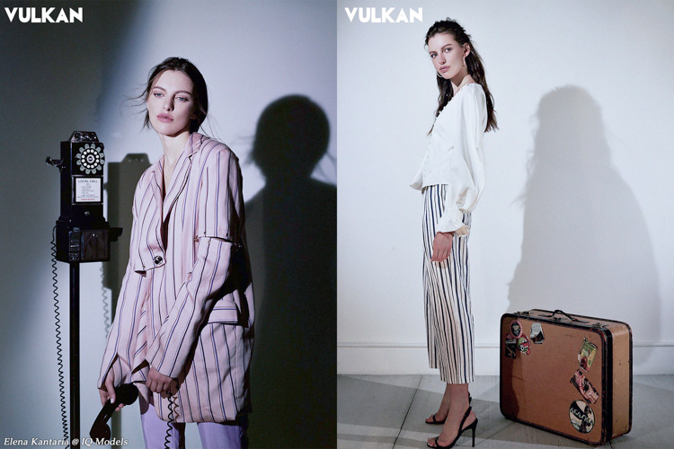 Elena Kantaria for Vulkan Magazine