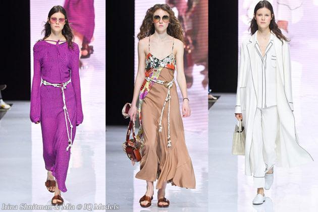 Irina Shnitman & Mia for Barvikha Fashion Show S/S 2019